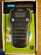 New Listingdymo Label Maker Labelmanager 160 Portable Label Maker Easy To Use One Touch