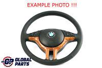 BMW X5 Série E53 Neuf Cuir Noir Volant Sport 3 Rayon