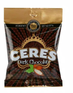 Coklat Ceres, Dark Chocolate - Hagelslag 90g Product of Indonesia