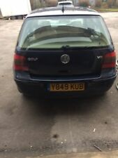 Breaking Vw Golf Gti Mk4 V5 Automatic