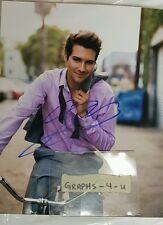 James Maslow Signed Autograph COA proof c