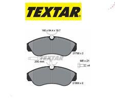2179901 Kit pastiglie freno a disco ant.Citroen-Fiat-Peugeot (MARCA-TEXTAR)