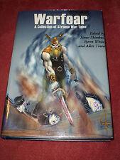 Warfear (2002 HC) ed. James Shimkus, Allen Tower & Byron White w/ Jeffrey Thomas