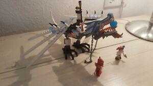 LEGO 2260 NINJAGO EISDRACHE
