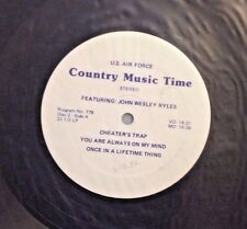 Radio Show: COUNTRY MUSIC TIME #779 JOHN W.RYLES  & #780 SUE POWELL IN STUDIO