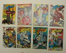 Lot of 40 Marvel X-Force Comic Book Issues - Ungraded
