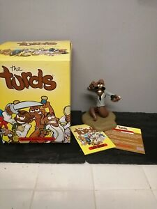 THE TURDS : POO DIDDY (Puff Daddy) Special Edition Figurine with box