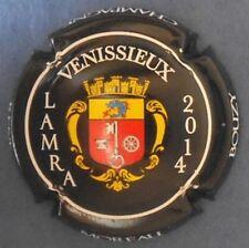capsule de champagne MOREAU R. club LAMRA n°18a numérotée/1000ex