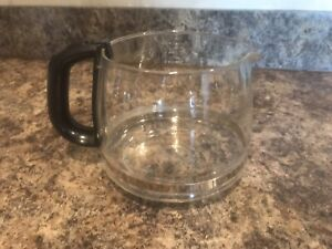 Krups MS-620171 XP1500 Coffee Maker Glass Carafe No Lid 10 Cup Genuine