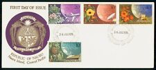 Mayfairstamps Nauru FDC 1976 Flowers Combo First Day Cover wwh_21411