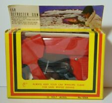 New Old Stock NOS Vintage 1960s 1970s CAR DEFROSTER GUN IN ORIGINAL BOX PACKAGE