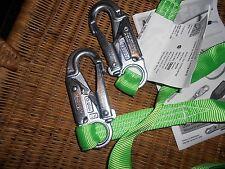 15 Pc Case Of Miller 216twls6ftgn 6 Manyard Single Leg Fall Protection Lanyard
