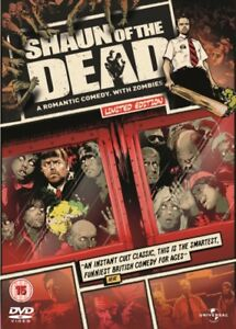 Shaun Of The Dead - Limited Edition DVD NEW dvd (8285166)