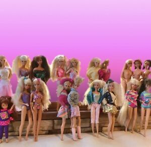 Totally Hair Barbie Doll Lot🌸 Barbie Dolls Teresa, Originally $511