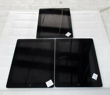 *Lot Of 3* Apple iPad 2nd Gen 16GB A1396 (AT&T/Wi-Fi/GSM) Tablet Black/Silver