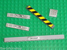 Autocollants LEGO TECHNIC pieces with Stickers / set 8285 Tow Truck
