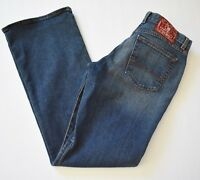 Lucky Brand Mid Rise Flare  Women's Blue Jeans   Size 10   Stretch