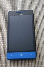HTC Windows Phone 8S 4GB Atlantic Azul (Liberado) Smartphone Buen Estado