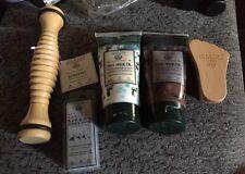 Earth Therapeutics 6 pc Sole Food Pedicure Kit TEA TREE OIL NWT