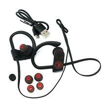 Waterproof Bluetooth 5.0 Noise Cancelling Sport Wireless Headphones Headset