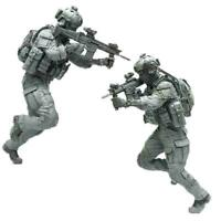 1/35 Modern U.S Army Special Forces Individual Soldier Ne Resin Model J6W1 T2T1