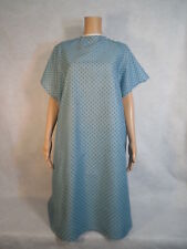 Hospital Patient Gown. Lot(6) Ea. Lightweight Medical Exam Gown *NEW* Free Ship