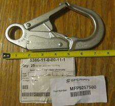 "Sperian Locking Safety Hook 1-3/4"", Grab Hook, Snap Hooks"