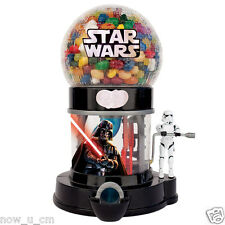 Jelly Belly STAR WARS Jelly Bean Machine Dispenser Storm Trooper Darth Vader