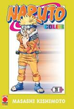 NARUTO COLOR 20 - PLANET MANGA PANINI - NUOVO