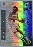 2019-20 Panini Illusions Coby White Rookie RC Refractor Chicago Bulls🔥📈