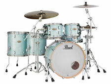 """Pearl Session Studio Select 8""""x7"""" Tom Ice Blue Oyster Sts0807T/C414 Drum"""