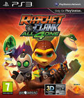Ratchet and Clank All 4 One PS3 *in Excellent Condition*
