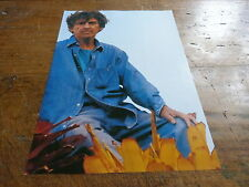 GEORGE HARRISON - Mini poster couleurs !!!!!!!!!