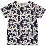 Disney-Mickey Mouse-All Over Print Heads-XL White t-shirt