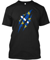 Bosnian Beast Claw - Busnian Hanes Tagless Tee T-Shirt