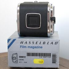 Hasselblad A12 120 Roll Film Holder Back V-Series Late + Box 500C 500CM 501 503