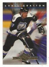 1993-94 Donruss Hockey - Rated Rookie - #2 - Chris Gratton - Tampa Bay Lightning