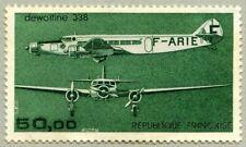 Timbre Poste Aérienne PA60 Neuf** - Trimoteur Dewoitine 338 - 1987