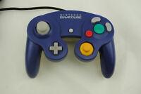 Manette d'origine pour Nintendo GameCube GC violet & clear (transparent)