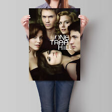One Tree Hill Poster 2003 TV Series Chad Michael Murray 16.6 x 23.4 in (A2)