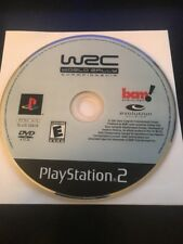 WRC: World Rally Championship (Sony PlayStation 2, 2002) DISC ONLY