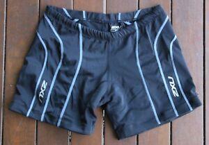 2XU Black Cycling Shorts (Size: Child's Large)