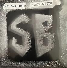 SQUARE BOMB ~ Kitchenette ~ 2016 UK 11-track vinyl LP ~ Post Punk/Lo-Fi ~ SEALED