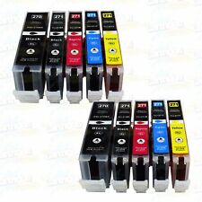 10PK PGI270XL CLI271XL Ink For Canon MG5720 MG5721 MG5722 MG6820 MG6822 TS6020