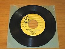 "R&B 45 RPM - MABEL JOHN - TAMLA 54031 - ""WHO WOULDN'T LOVE A MAN LIKE THAT"""
