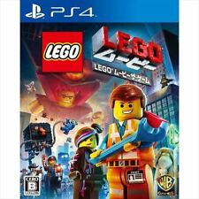 The LEGO Movie Videogame (Sony PlayStation 4, 2014) - Japanese Version