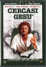 Cercasi Gesù (1982 Luigi Comencini) Beppe Grillo - DVD NUOVO!