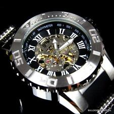 Invicta Pro Diver Master Of The Ocean 51mm Automatic Exhibition Silver Watch New