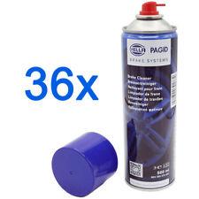 36x 500ml HELLA PAGID Bremsenreiniger Teilereiniger Bremsen Reiniger Acetonfrei