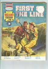 Valiant Picture Library #118 'First Of The Line'  1967   G+    M17